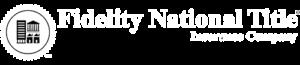 Fidelity National Title Insurance